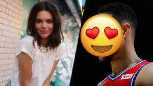 News video: Kendall Jenner DUMPS Blake Griffin For The NBA Rookie Of The Year!