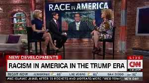 "News video: CNN ""Cultural Critic"" Claims ""All The People Who Voted For Donald Trump Are Racist"""