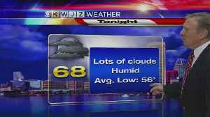 News video: Bob Turk Has Your Tuesday Evening Forecast