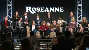 News video: Roseanne Barr Overshadowed 'Roseanne,' So the Show Got Axed