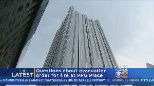 News video: Transformer Causes Fire In PPG Place Tower, Fire Officials Question Evacuation