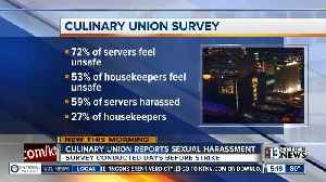 Culinary Union releases info on sexual harassment
