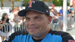 News video: Dereck Rodriguez, Son Of Hall of Famer Pudge, Hits The Big Leagues