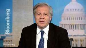 News video: OAS 'Expects Justice' for Venezuela Regime Victims: Almagro