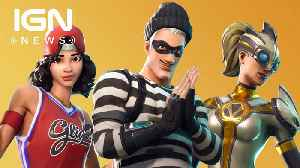 Fortnite: New Skins, Emotes, Gliders Datamined from Latest Patch