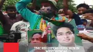 TMC Registers Huge Win In West Bengal