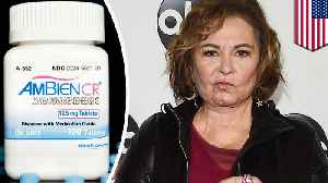 News video: Roseanne tries blaming her racism on Ambien, Ambien says hold up