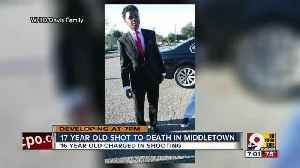 17-year-old shot to death in Middletown