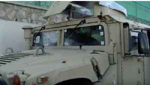 News video: Suicide Attack Targets Afghanistan Interior Ministry Checkpoint in Kabul