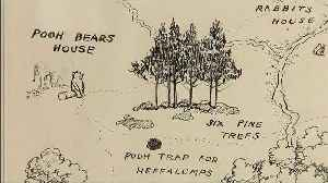 Original Winnie-the-Pooh map to be auctioned in London [Video]
