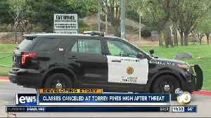 Threat against Torrey Pines HS forces school closure [Video]