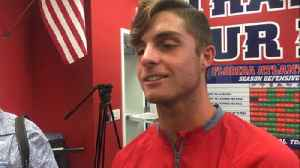 News video: FAU shortstop Tyler Frank on playing in the NCAA Tournament
