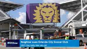 Business sues Orlando City Soccer Club for damage from stadium construction