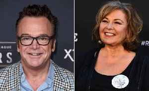 News video: Tom Arnold says Roseanne Barr 'wanted' her show to get canceled