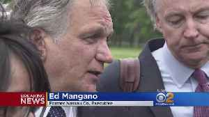 News video: Mistrial Declared At Mangano Trial