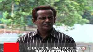 It Is Up To The Coach To Decide On Sardar And Team : Naeem [Video]