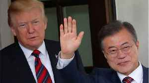 South Korea's President Might Join The Trump-Kim Summit