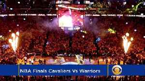 News video: CBS Local Sports Breaks Down The NBA Finals