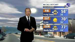 News video: New Month... New Weather Pattern