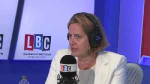 Amber Rudd First Became Aware Of London Bridge Attack On Twitter [Video]