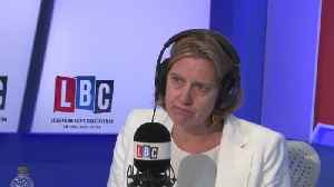 Amber Rudd: UK Must Stay Part Of EU's Security Systems Post-Brexit [Video]