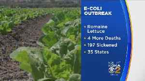 4 More Deaths Linked To Romaine Lettuce E. coli Outbreak [Video]