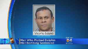News video: Dolphin Mall Bomb Plotter Sentenced To 17 Years