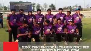 MMCC Pune Emerge As Champions Of Red Bull Cricket National Final [Video]