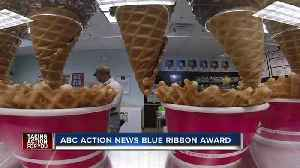 News video: BLUE RIBBON WINNER: Edy's Ice Cream in Sarasota had perfect inspections for 3+ years
