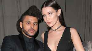 Bella Hadid & The Weeknd CONFIRM Relationship In Paris! [Video]