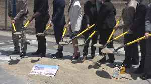 Ground Broken On Traffic Project To Fix 110/405 Bottleneck