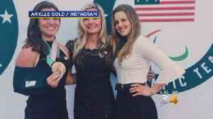 Bronze Medalist Snowboarder Gives Commencement Address
