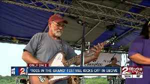 'Toes In The Grand' festival kicks off in Grove