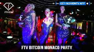 News video: FashionTV Celebrates FTV Coin Deluxe Party at Twiga Monte Carlo| FashionTV | FTV