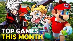 New Releases - Top Games Out This Month -- June 2018