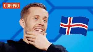 How To Be Icelandic With Gylfi Sigurdsson #LoveitLiveit with Pepsi Max [Video]