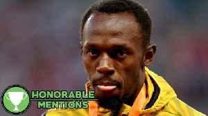 News video: Usain Bolt STRIPPED Of His Olympic Medal For Doping Scandal! | Honorable Mentions