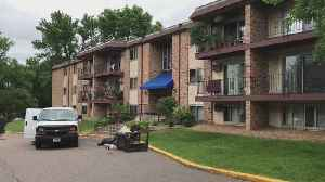 News video: Apartment Fire In Little Canada Prompts Evacuation