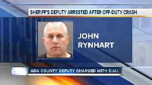 Ada County sheriff's deputy arrested on drunk driving charge