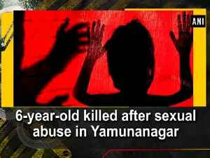6-year-old killed after sexual abuse in Yamunanagar [Video]