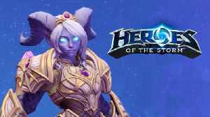 Heroes of the Storm - Official Yrel Hero Spotlight [Video]