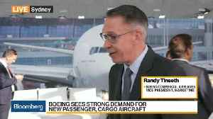 News video: Boeing in 'Good Place' With 777, Sales Chief Tinseth Says