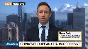 News video: Global Growth to Pick Up, 'Strong' U.S. Earnings Outlook Seen, JPMorgan's Craig Says