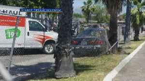 News video: Victim Speaks Out After His Car Is Rammed By U-Haul Truck