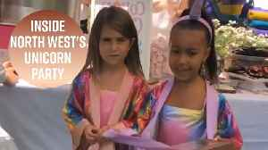 News video: North West's party will make you want to be a kid again