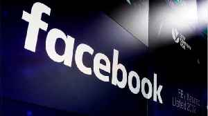 News video: Facebook Gave User Data To 60 Companies