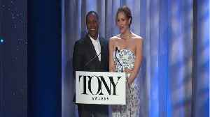 News video: The Tony Wards: Who are the Contenders?