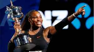 Serena Williams shut down a sexist reporter who asked if she was
