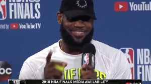 LeBron James Hints He WON'T be Joining The 76ers After EPIC Troll on Team!