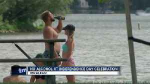 News video: Alcohol now banned from Muskego's popular Independence Day celebration